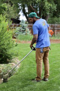 electric lawn care services Boulder